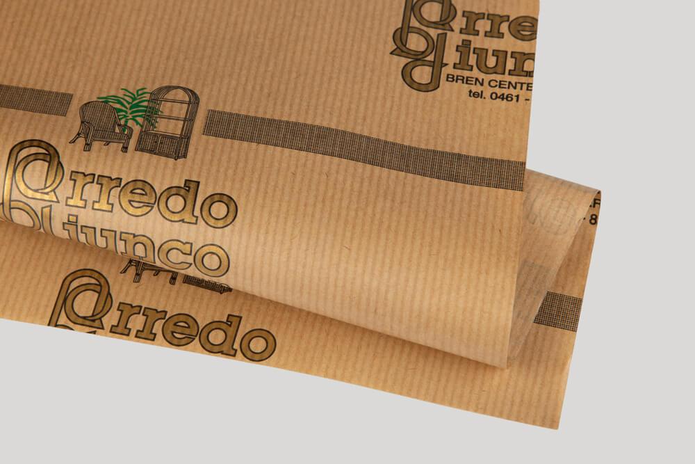 Carta sealing, esempio di carta per alimenti