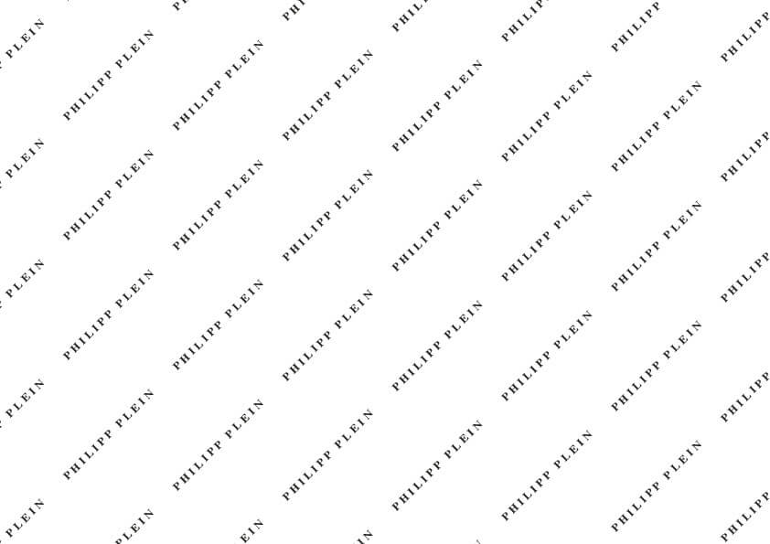 Carta velina personalizzata per scarpe, calzature personalizzata Philipp Plein