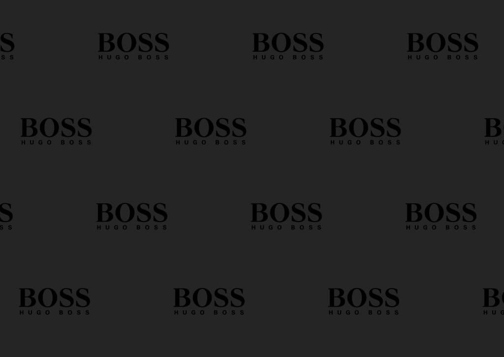 Carta Velina per scarpe, calzature personalizzata Ugo Boss