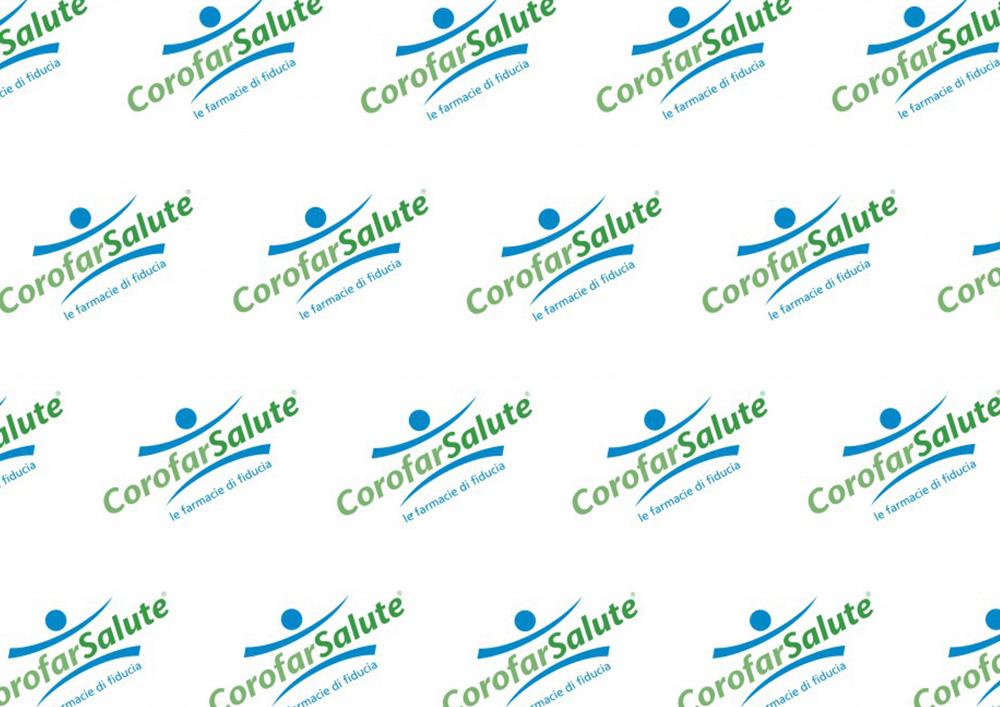 Carta da banco personalizzata - carta imballaggio medicinali personalizzata CorofarSalute