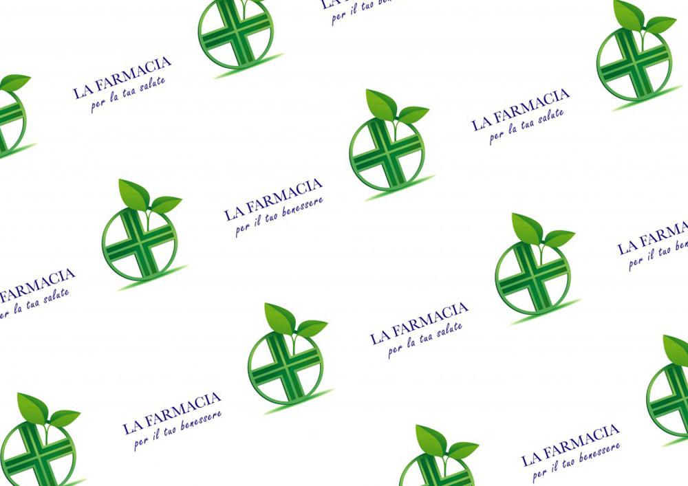 Carta da banco personalizzata - carta imballaggio medicinali personalizzata LaFarmacia