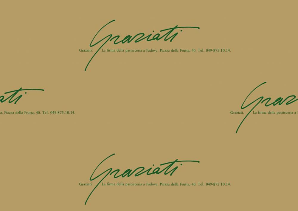 Carta velina per dolci - Carta velina pelleaglio decorata personalizzata Graziati