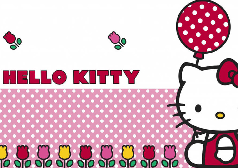 Carta regalo personalizzata stampa carta regalo personalizzata Hello Kitty
