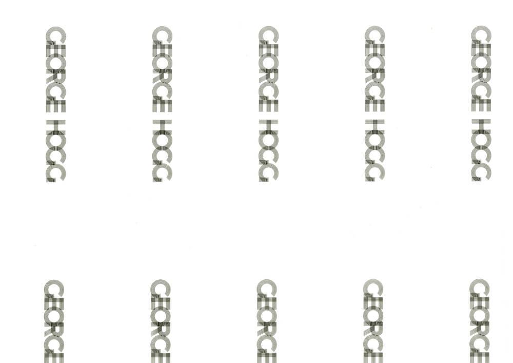 Carta velina personalizzata - Carta velina con logo personalizzata HOGG