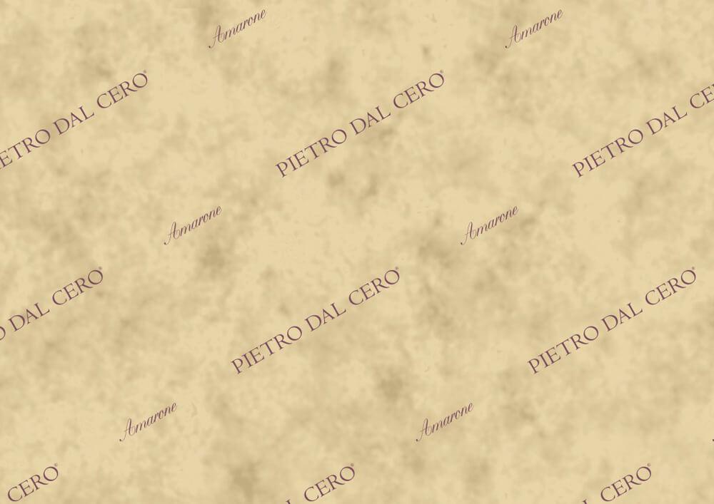 Carta velina per bottiglie - Carta imballaggio bottiglie di vino personalizzata Pietro dal Cero