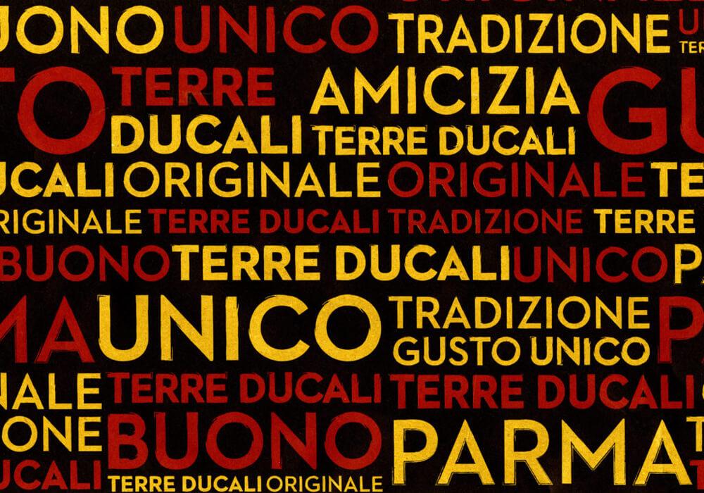 Carta per alimenti - Carta velina alimentare colorata personalizzata Ducali