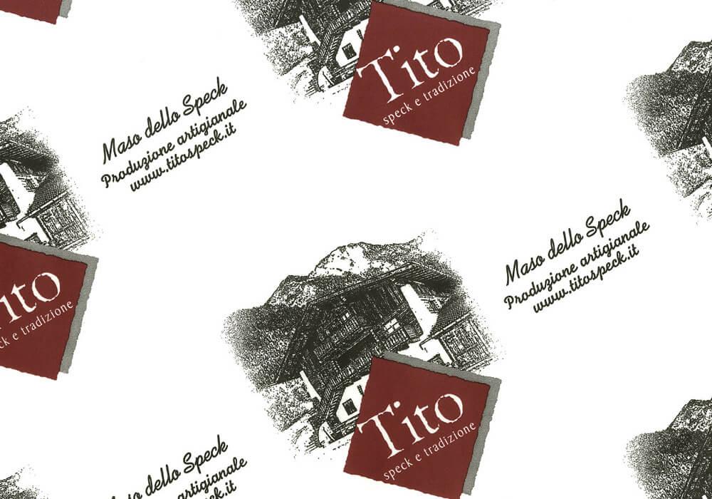 Carta politenata - carta politenata personalizzata con logo TITO