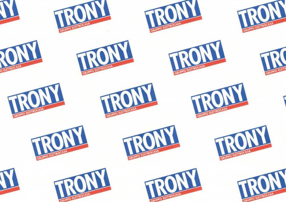 Carta regalo personalizzata stampa carta regalo personalizzata Trony