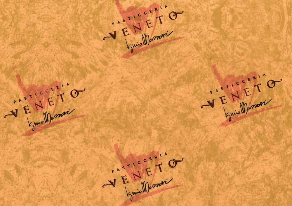 Carta velina per dolci - Carta velina pelleaglio decorata personalizzata Pasticceria Veneto